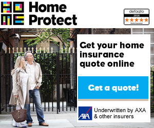 Homeprotect Home Insurance - supacompare.co.uk