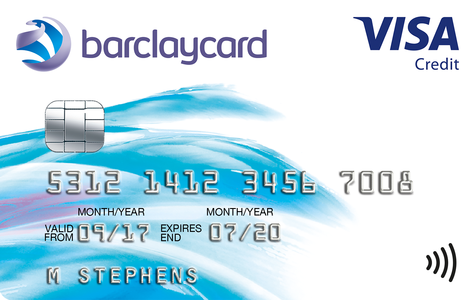 Barclaycard Initial Credit Card - supacompare.co.uk