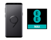 <h1>Samsung Galaxy S9 Black</h1> - supacompare.co.uk