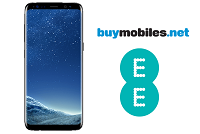 <h1>Samsung Galaxy S8 Black</h1> - supacompare.co.uk