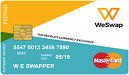 WeSwap Prepaid Card - supacompare.co.uk
