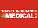 Travel Insurance 4 Medical - supacompare.co.uk
